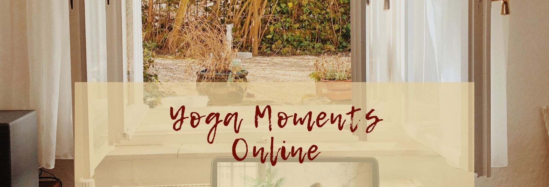 Yoga Moments online