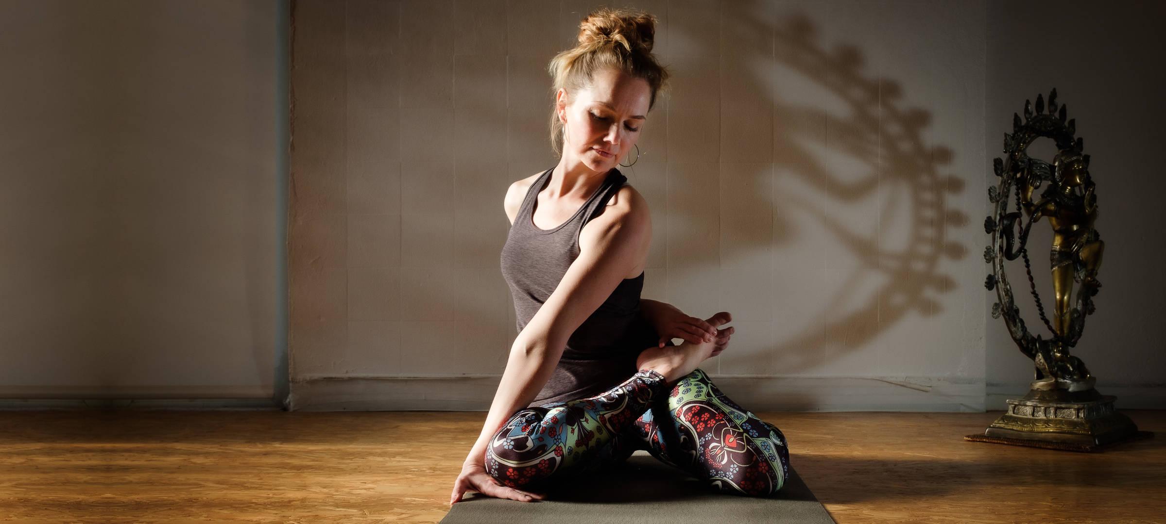Yoga Moments – Alex Wührer